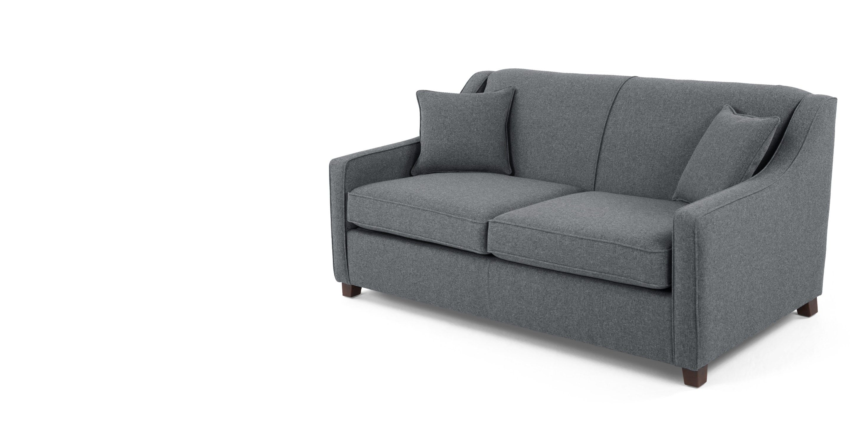 Boom chair sofa bed blue jeans fabric i like! pinterest chair