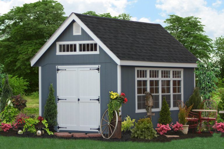 Premier Garden Storage Sheds Collection Garden Storage Shed Outdoor Sheds Backyard Sheds