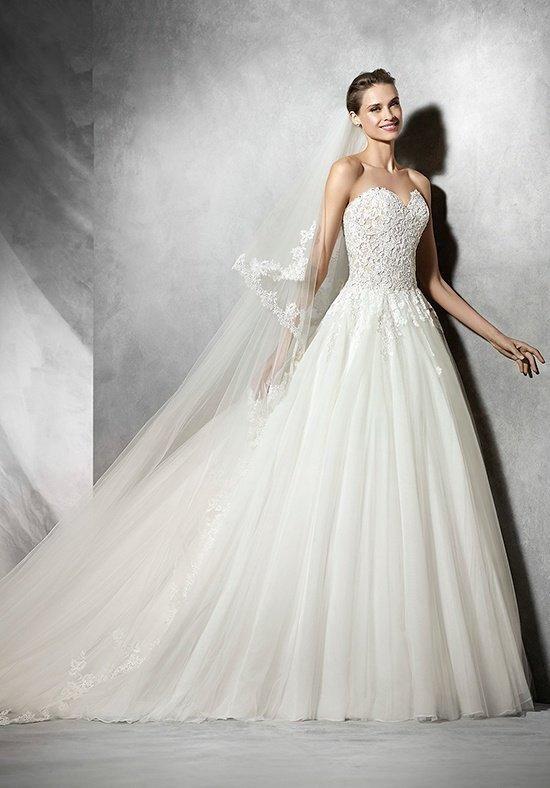 78ac3141d3c PRONOVIAS TERA Wedding Dress - The Knot