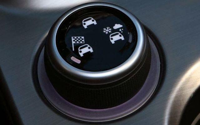 Presentazione del nuovo selettore di guida sulla nuova Fiat 500X: il Mood Selector #nuova #fiat #500x #melfi #suv #4x4