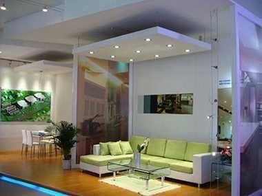Construccion con drywall techos divisiones muebles 1 for Techos de recamaras