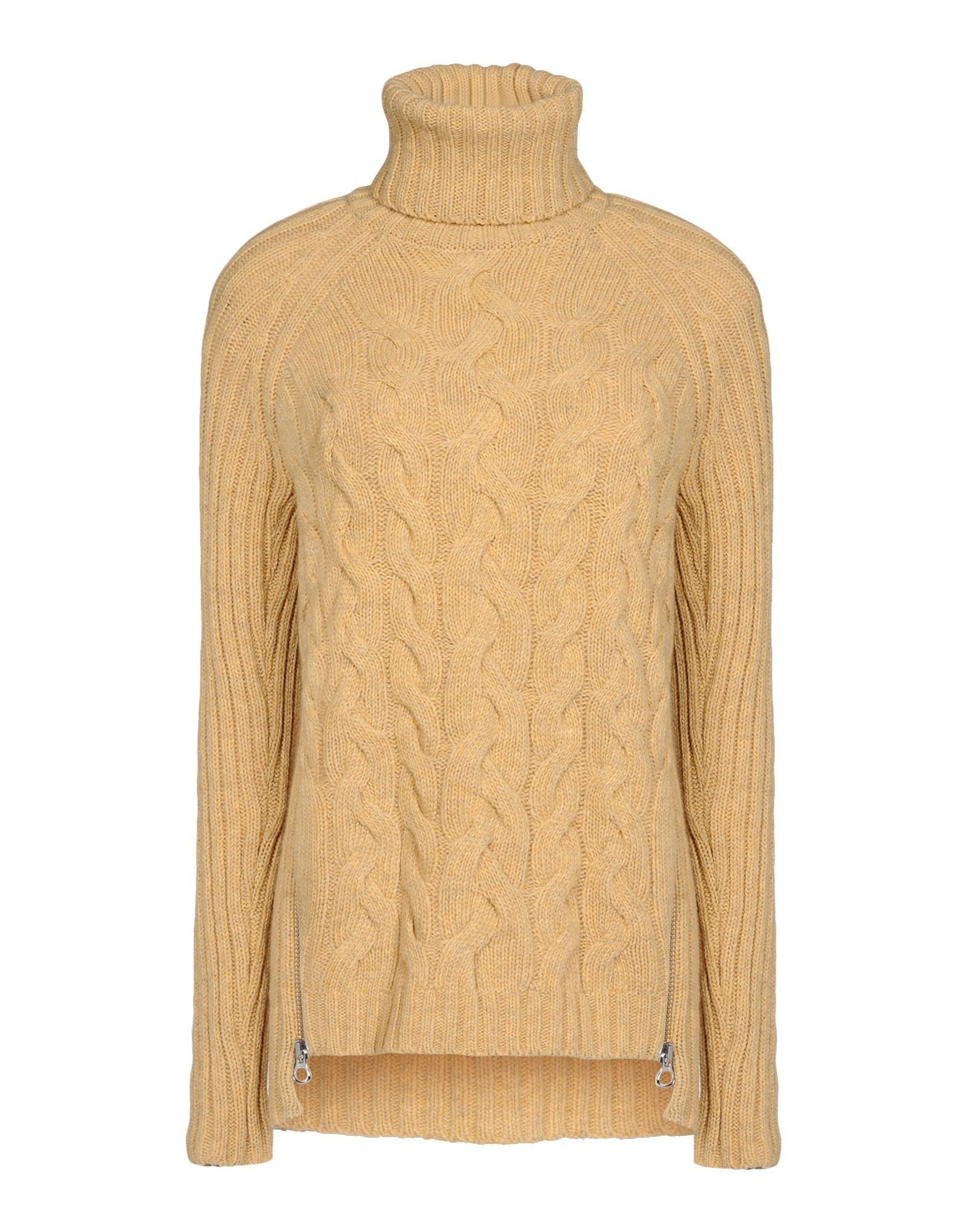 See By ChloÉ: Cable Knit Turtleneck Sweater | sweaters | Pinterest ...