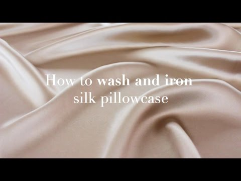 How To Wash Your Silk Pillowcase By Dariia Day Youtube In 2020 Silk Pillowcase Slip Silk Pillowcase How To Wash Silk