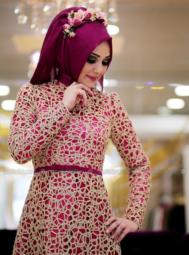Rana Evening - Minel Ask | Dresses | Pinterest