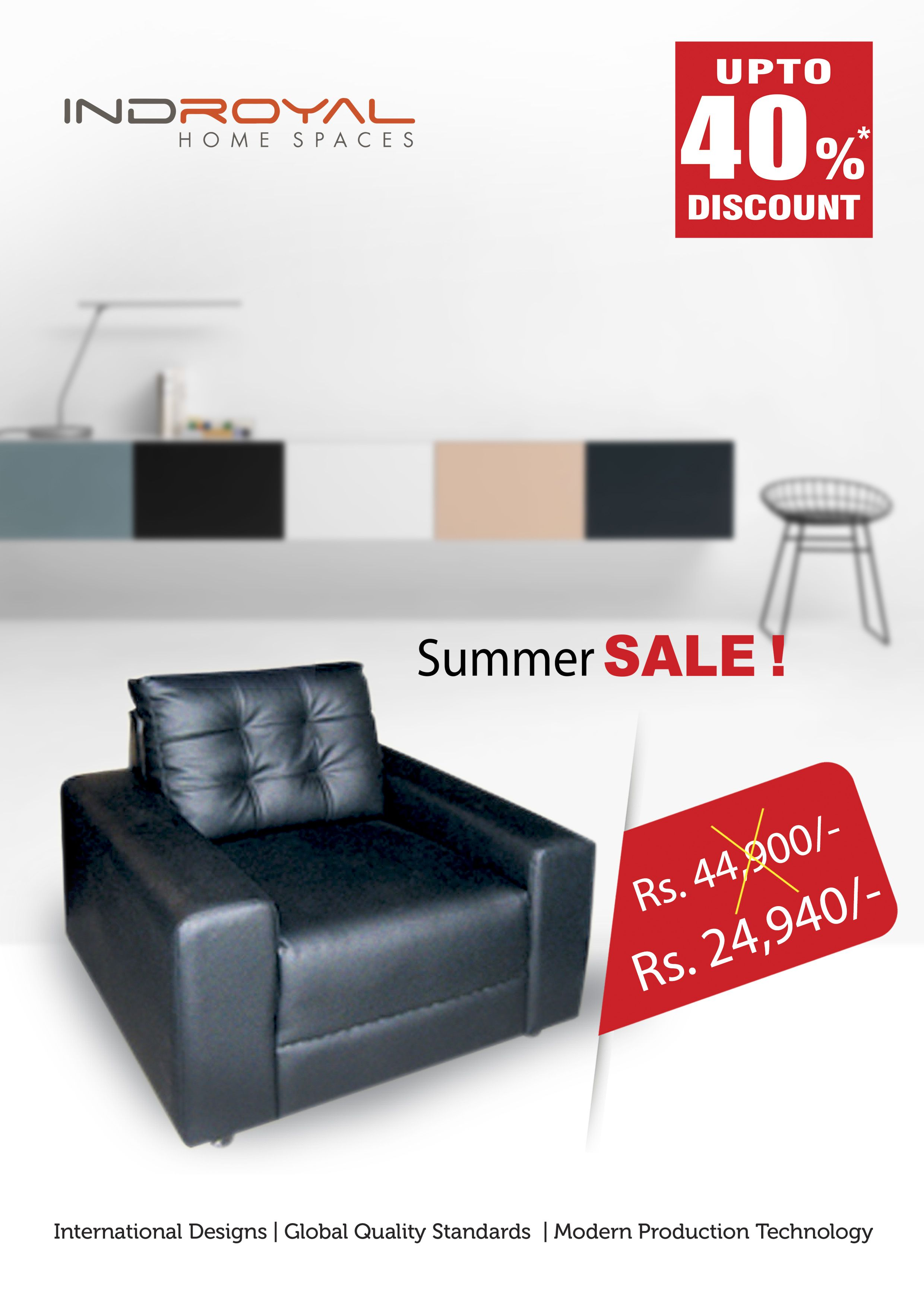 summer furniture sale. Summer Special Offer For You!!! Up To 40% Discount Indroyal Furniture. Visit Your Nearest Showroom Now.. #indroyalHomeSpaces #furniture #summerOffer # Furniture Sale