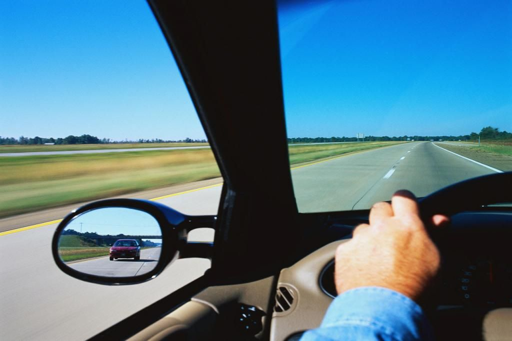 Ten Ways You Can Be a Nicer Driver - 10. Pay attention to your surroundings
