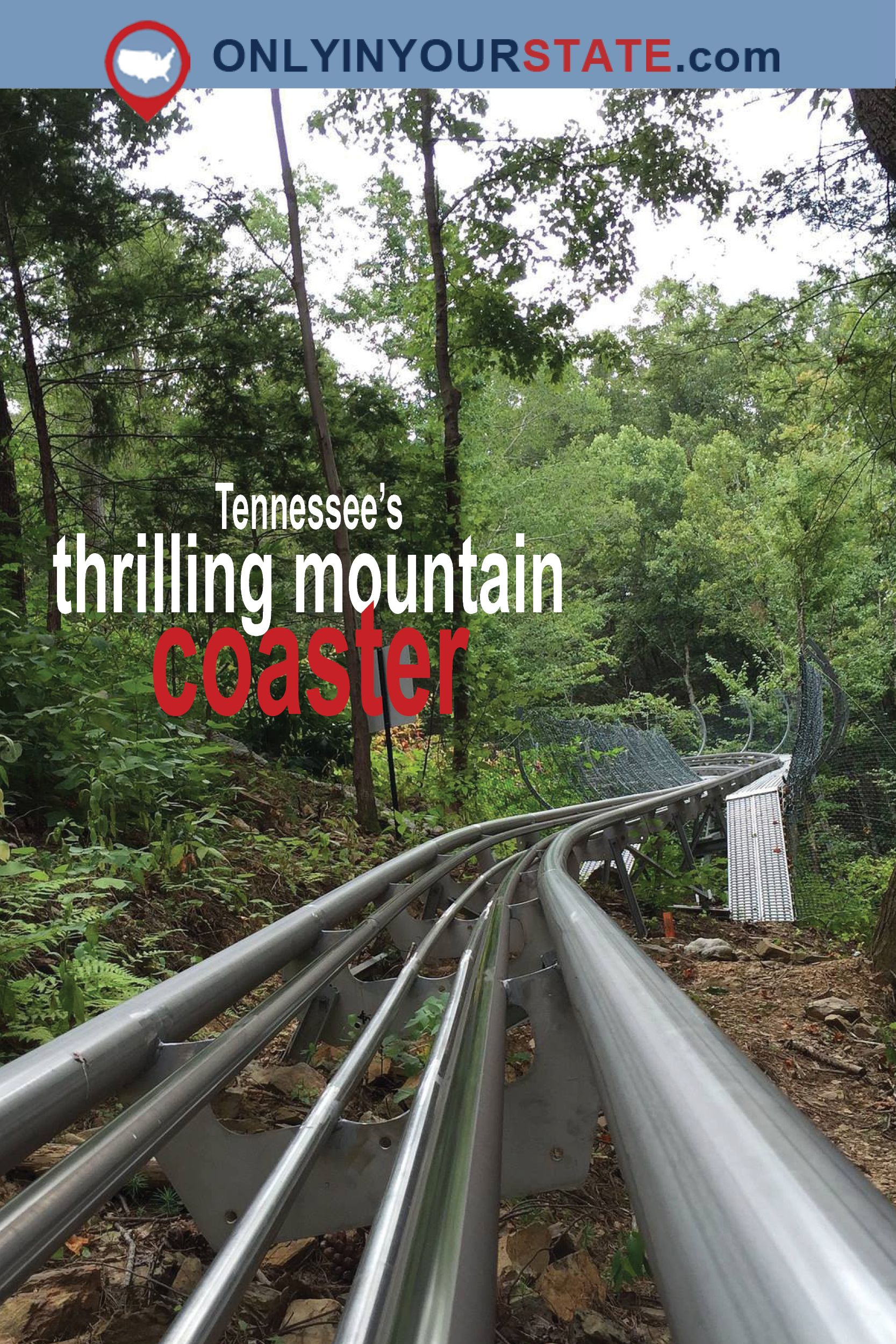 75cf15bc28 The Mountain Coaster In Tennessee That Will Take You On A Ride Of A ...