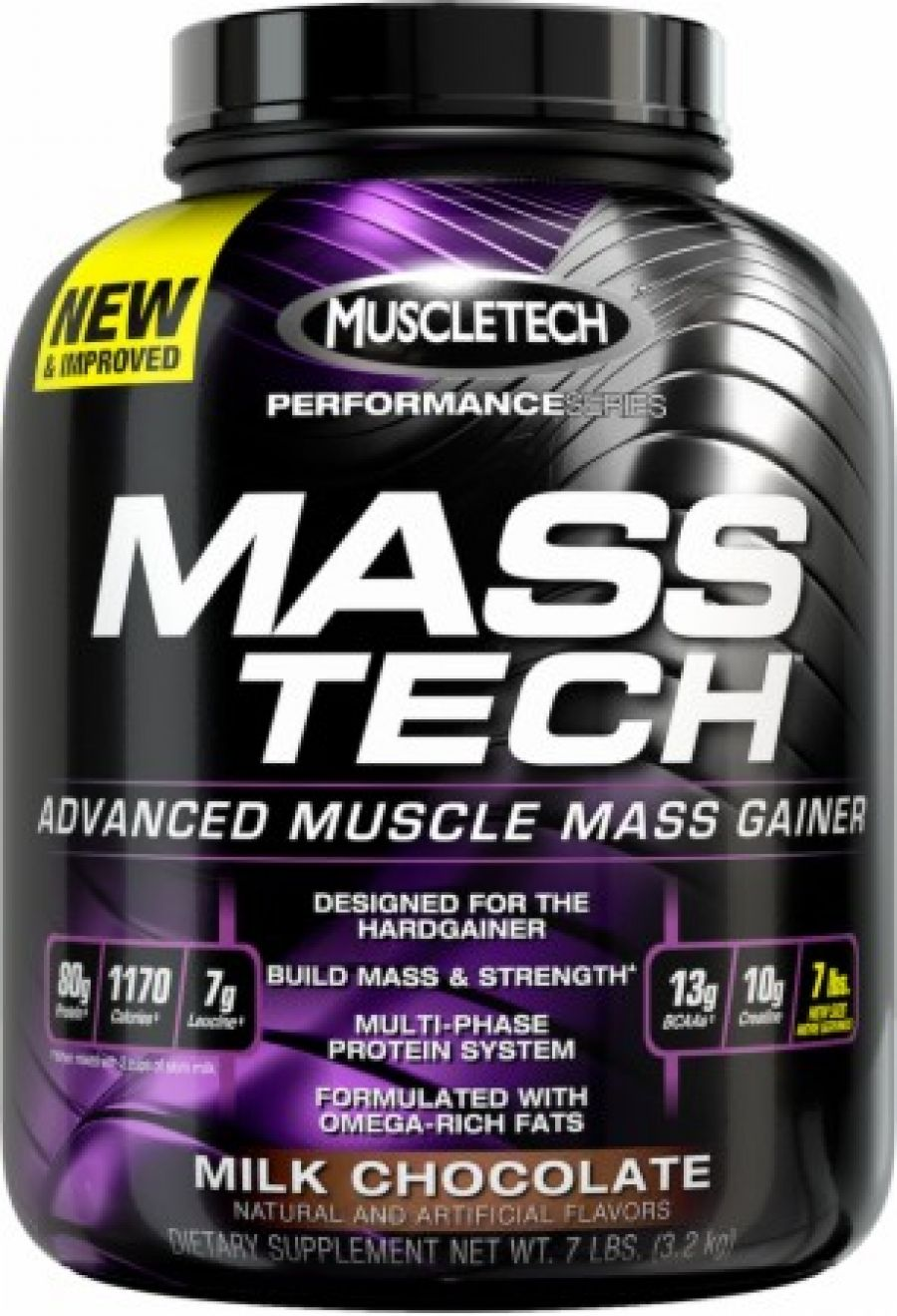 Muscletech Mass tech Performance 2.3kg - £49.99 | Muscle ...