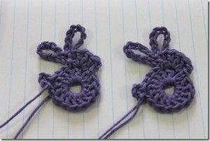 Amigurumi Nyuszik : Horgolt nyuszi horgolt 2d pinterest crochet appliques and crochet