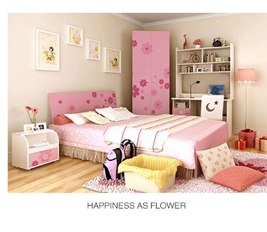 Mdf Kids Cheap Bunk Beds Rooms Furniture Set,furniture For Kids  Bedroom,bedroom Set