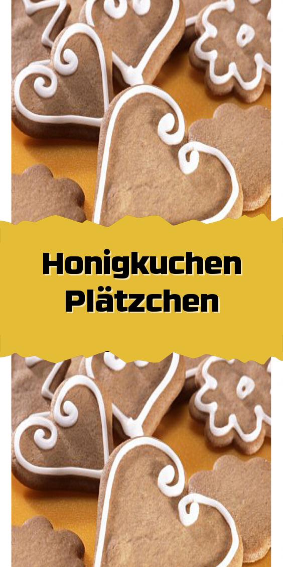 Honigkuchen Platzchen In 2020 Honigkuchen Puderzuckerguss Kuchen
