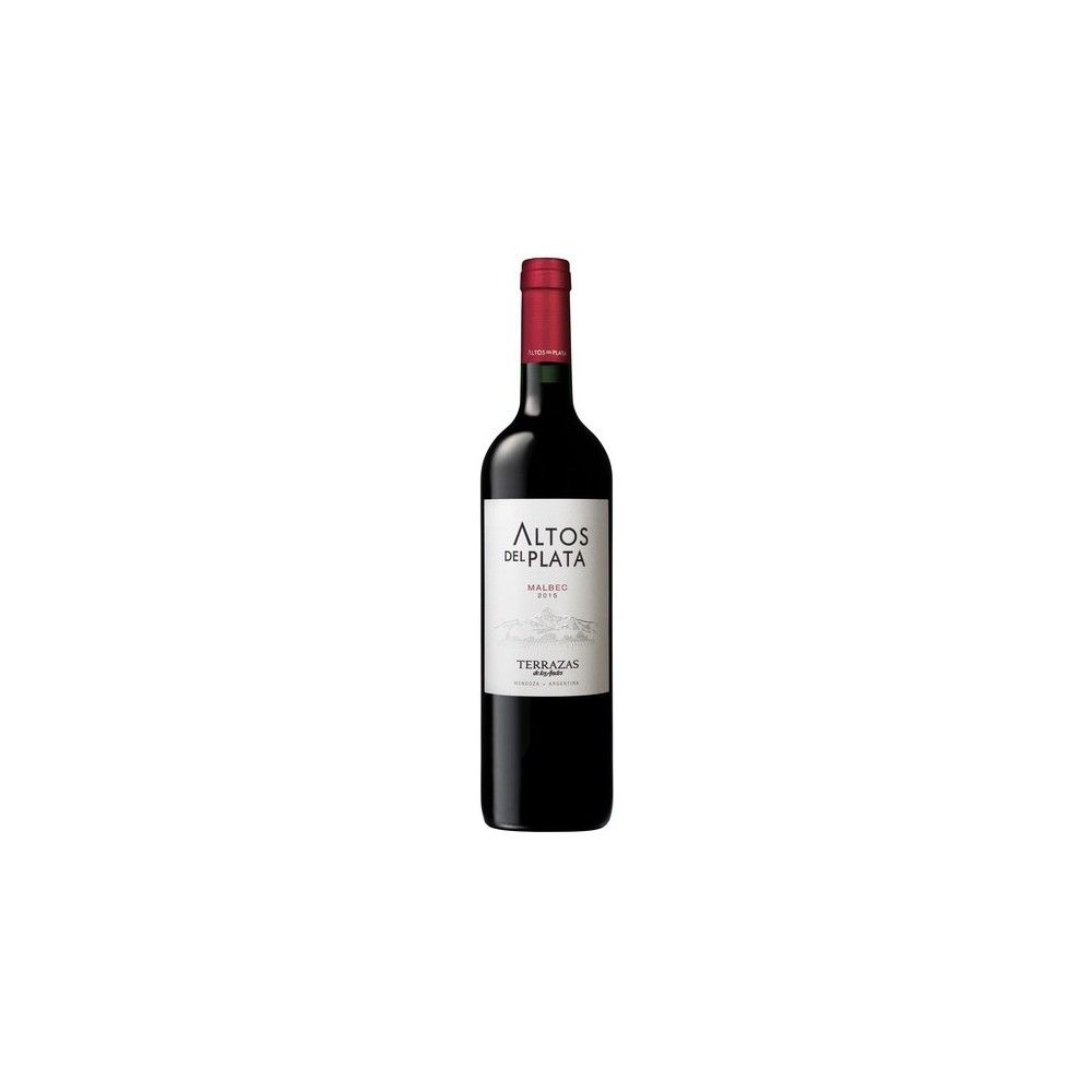 Terrazas De Los Andes Alto Malbec Red Wine 750ml Bottle