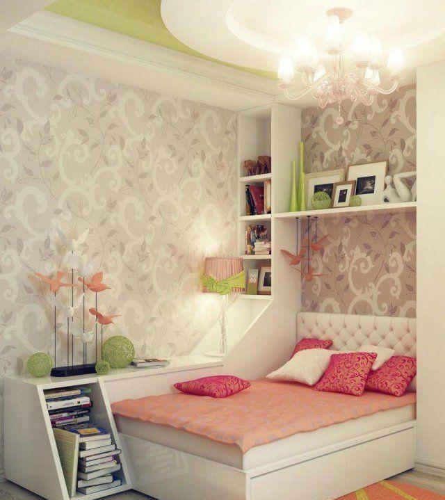 les 40 plus belles chambres de petites filles chambres enfants pinterest chambre de. Black Bedroom Furniture Sets. Home Design Ideas
