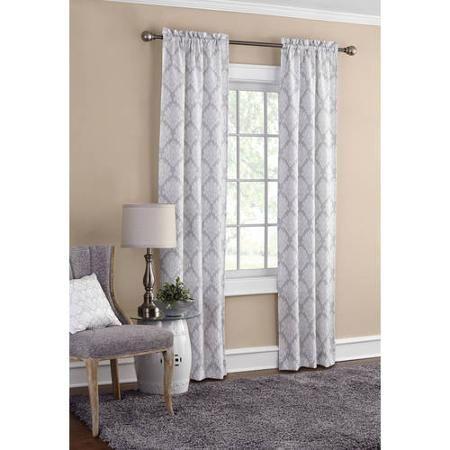 Home Rod Pocket Curtain Panels Rod Pocket Curtains Panel Curtains