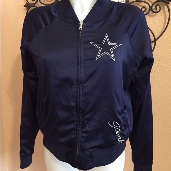 sports shoes e8996 a0ae9 NFL Dallas Cowboys jacket by VS Great jacket by VS with ...