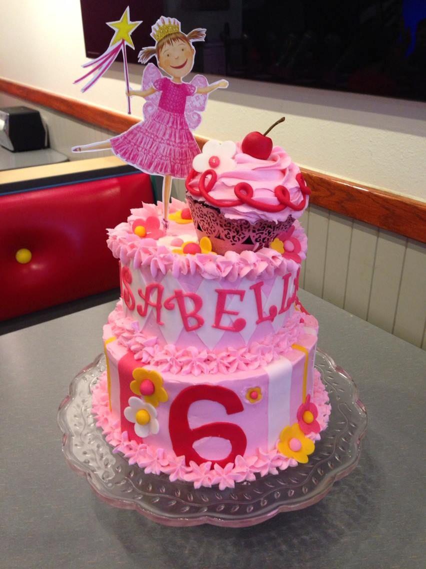 Outstanding Pinkalicious Cake Pinkalicious Birthday Party Pinkalicious Birthday Cards Printable Benkemecafe Filternl