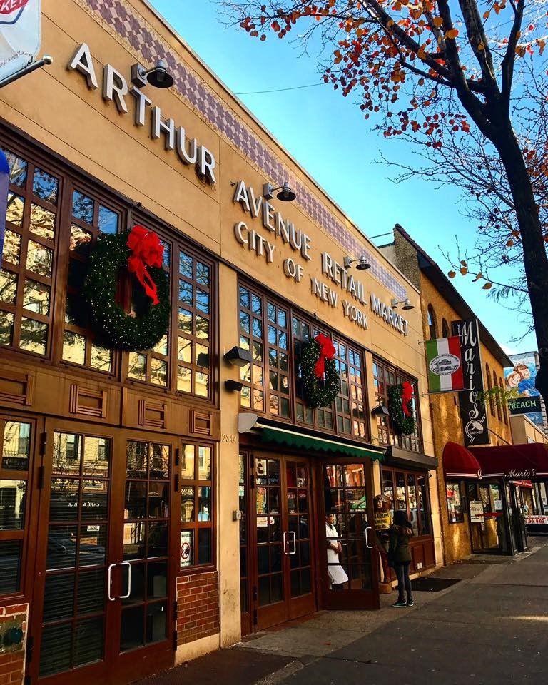 Arthur Avenue New York