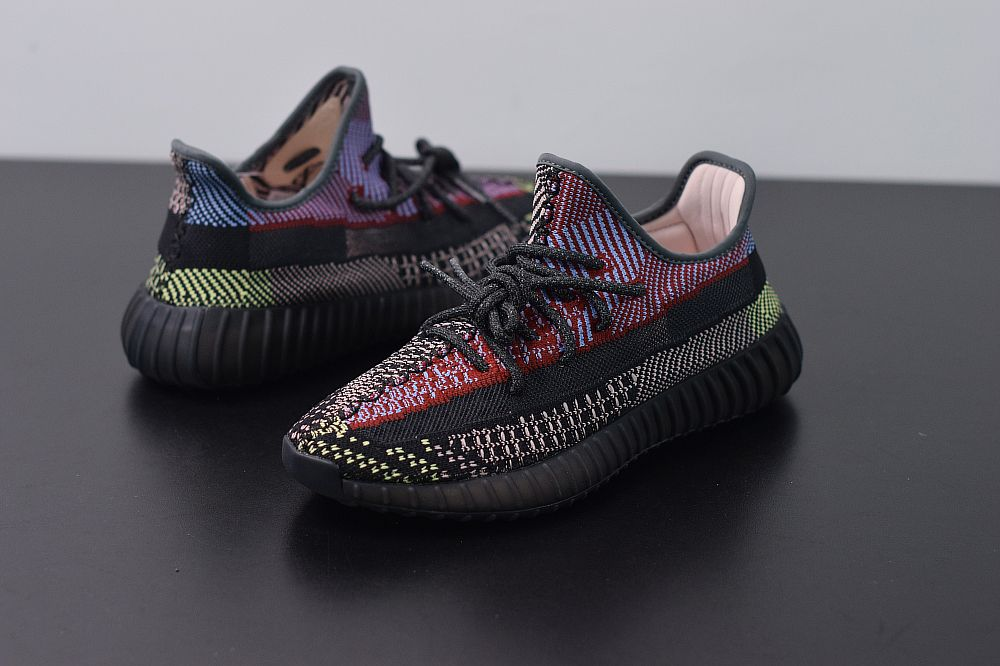 Yeezy Boost 350 V2 Yecheil Reflective Yeezy 350 Shoes Women Sport Sneakers Hype Shoes