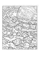 50 trippy coloring pages  abstract coloring pages coloring pages printable adult coloring pages