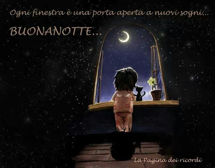 Buona notte buona notte pinterest snoopy and italian greetings italian greetings buona notte m4hsunfo