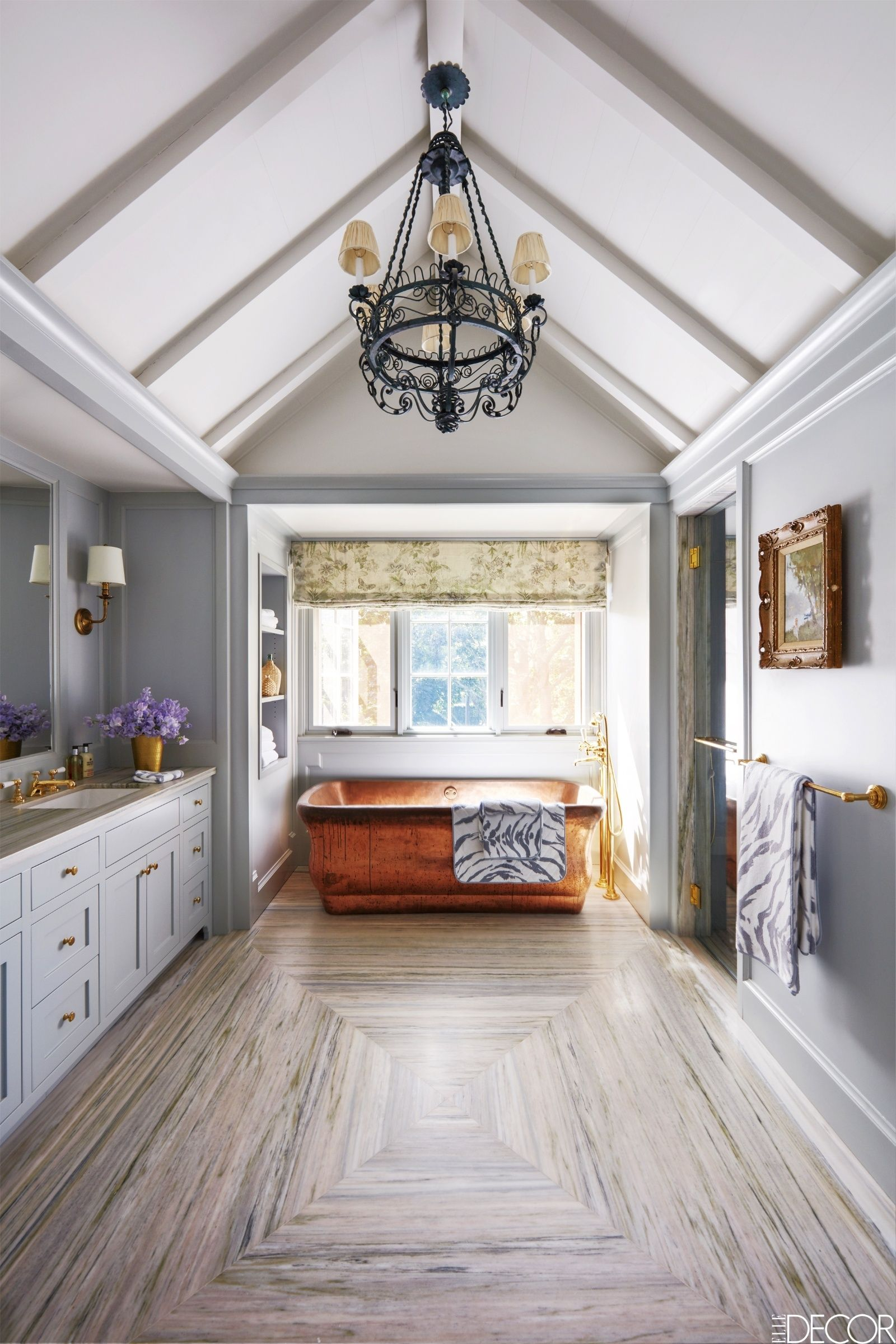20 Of The Most Stunning Bathrooms Of 2016 | Decorating games ...