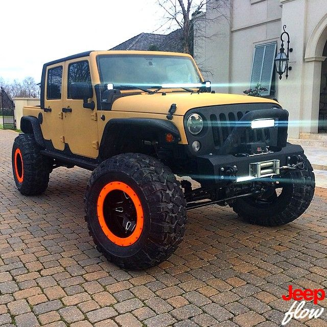 Check Out This Great Custom Built Jeep From Alexchouest Jk