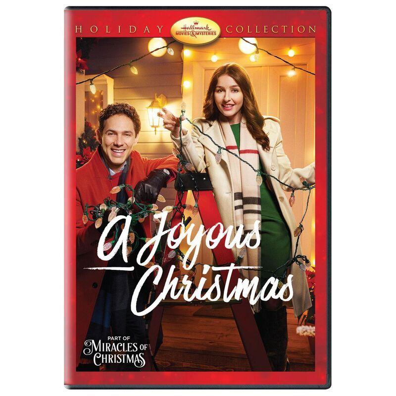 A Joyous Christmas Dvd Christmas Movies Christmas Movies On Tv Hallmark Christmas Movies