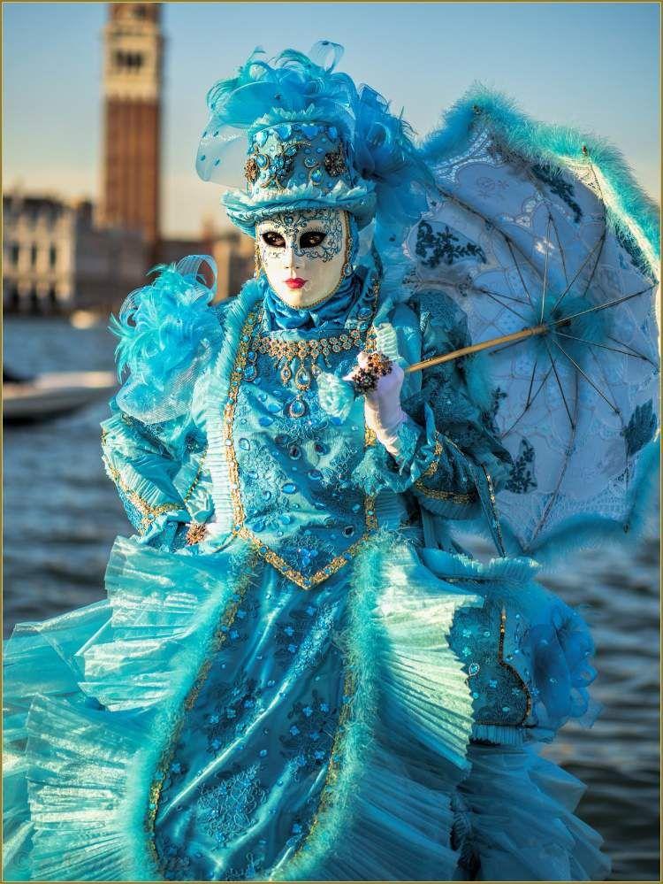 Les Costumes Du Carnaval De Venise Carnaval De Venise Costume