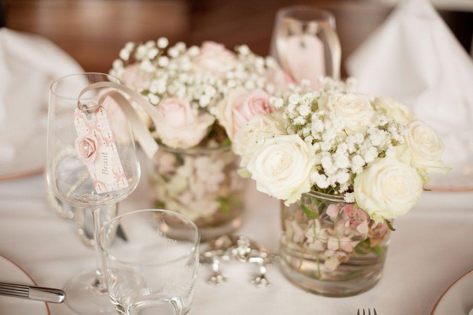Diy sommerhochzeit auf hofgut hafnerleiten wedding - Tischdeko brautpaar ...