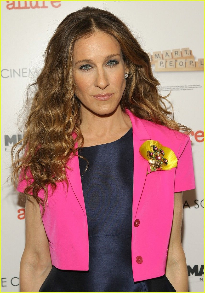 Sarah Jessica Parker...always looking stylish!
