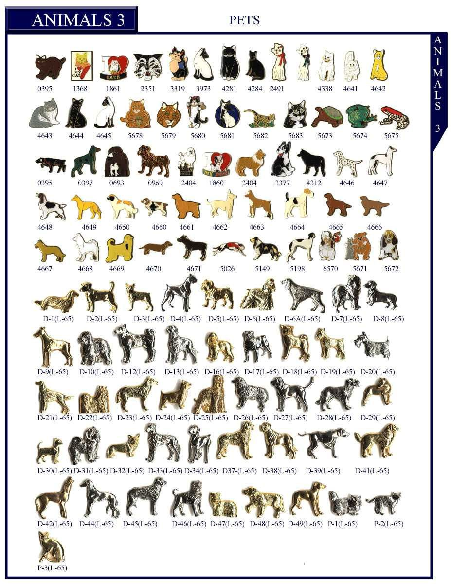 Animals Name List Pets Bring you smile! Animals name