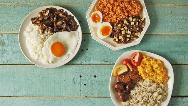 WATCH: Silog Combos You Need to Try | Filipino dish | Filipino