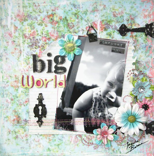 Big World - old Prima layout