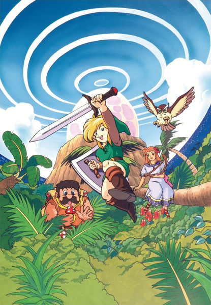 Link S Awakening One Of My Favorite Zelda Games Of All Time