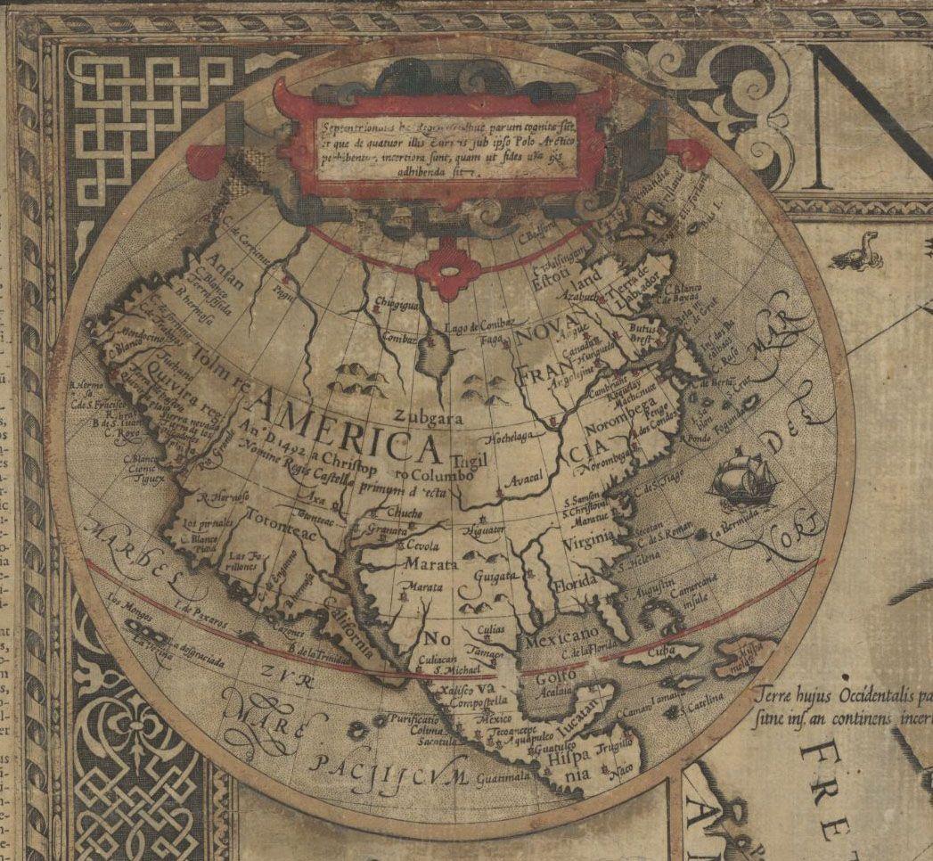 Vintage Map Phoenix Arizona 1885