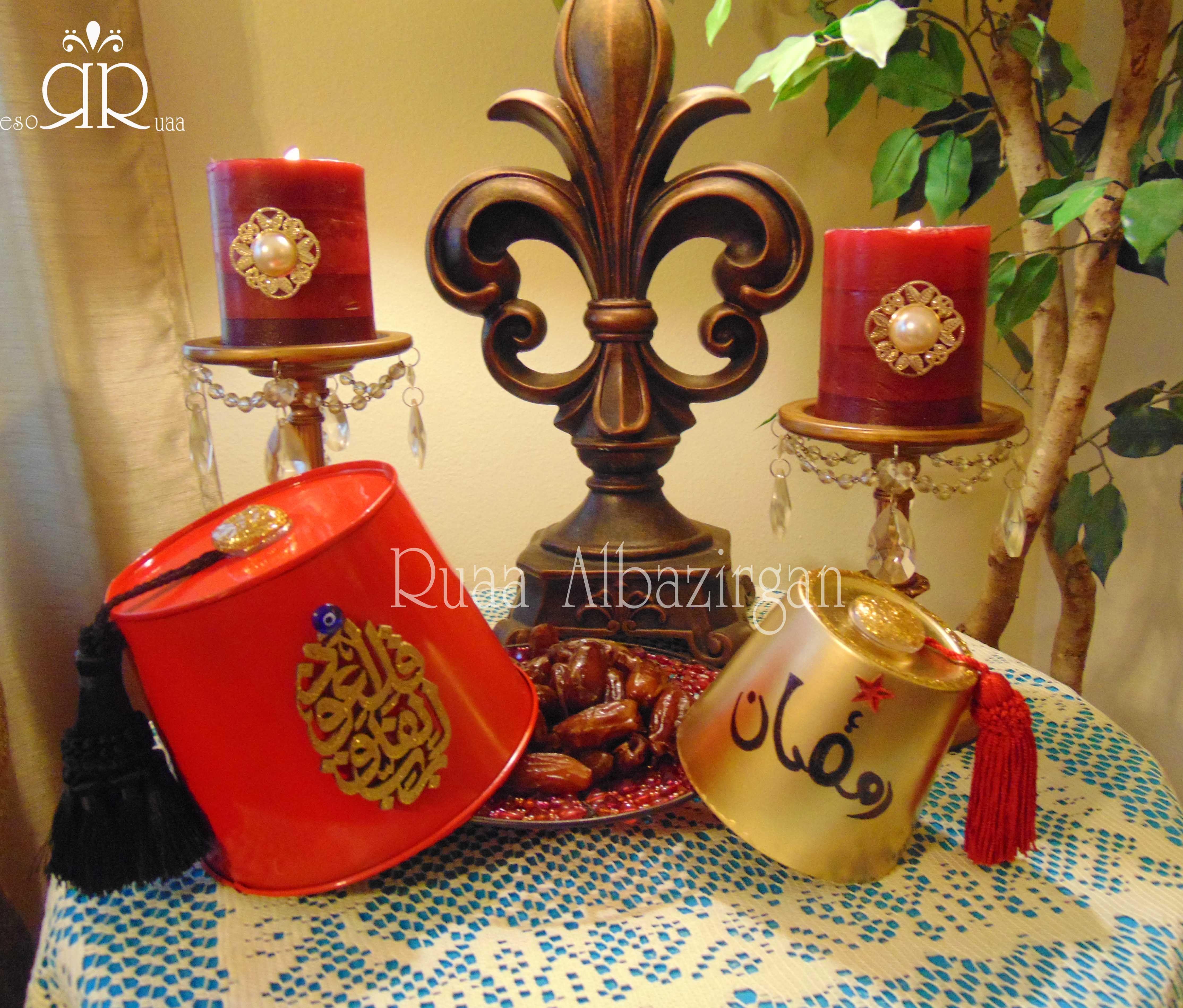 Ramadan By Ruaa Rose رمضان كريم Ramadan Crafts Ramadan Decorations Eid Decoration