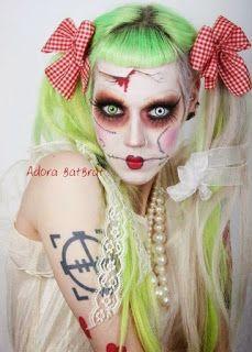 #halloween #bodypaint #bodyart #make_up #maquillage #face_art