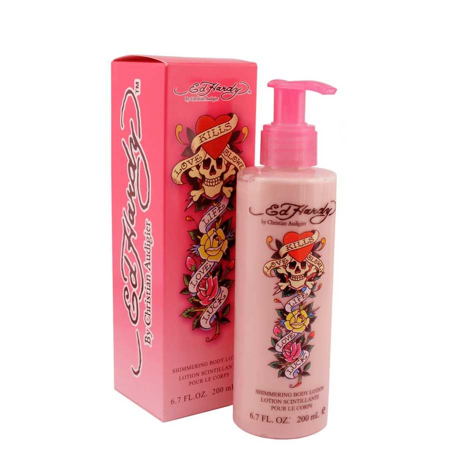 Ed Hardy Perfume: Ed Hardy Perfume, Lotion, Body Spray