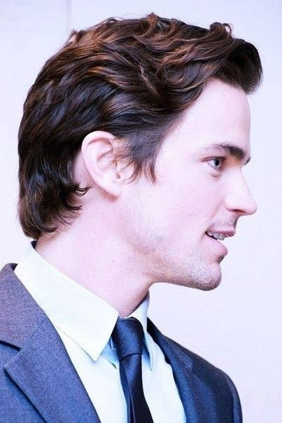 I love your profile and your hair! *_*