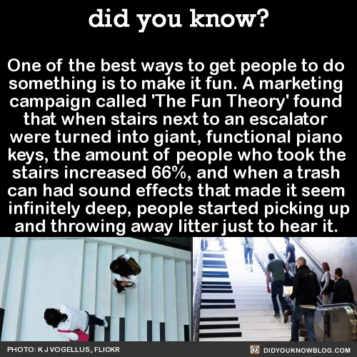 One Of The Best Ways To Get People To Do Something Is To