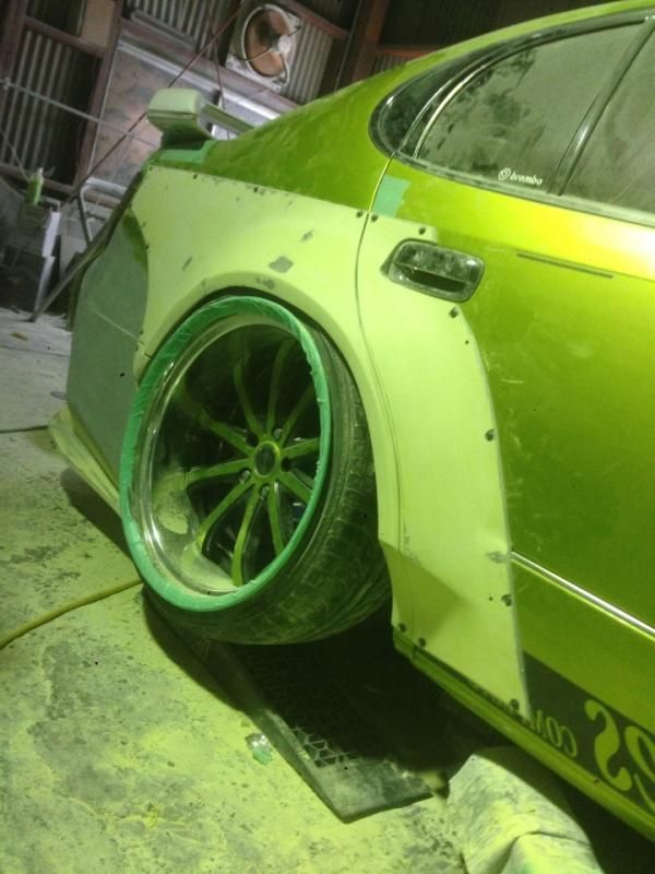 Help making custom widebody / flares - Hot Rod Forum : Hotrodders ...