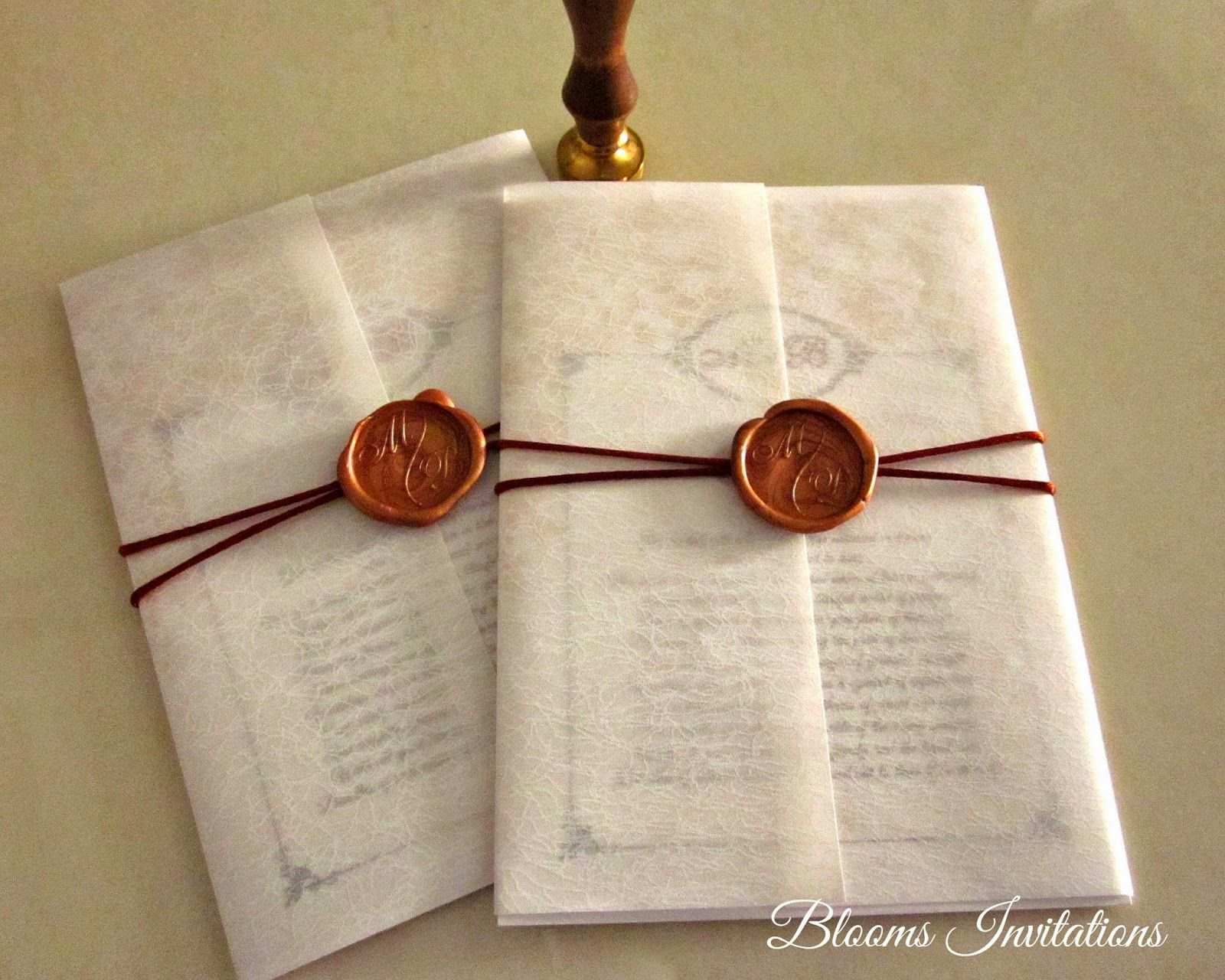 Nice Seals For Wedding Invitations With In Wedding Invitations | Wax ...