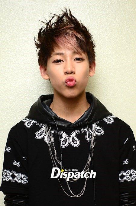 got7 Bambam ^^ hes so cute