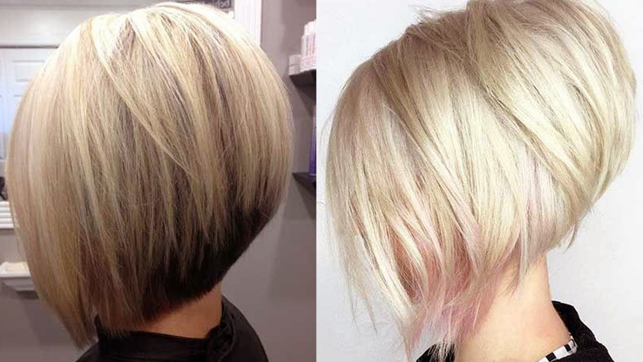 Really Trending Short Stacked Bob Haircut Ideas  Stacked