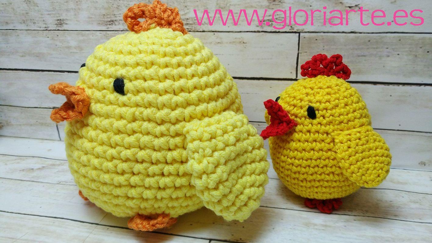 Excelente Los Patrones De Crochet De Pascua Para Los Principiantes ...