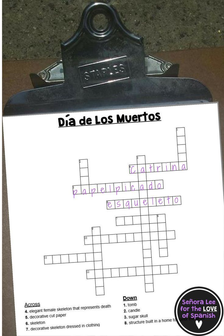 flirting quotes in spanish crossword dictionary google search