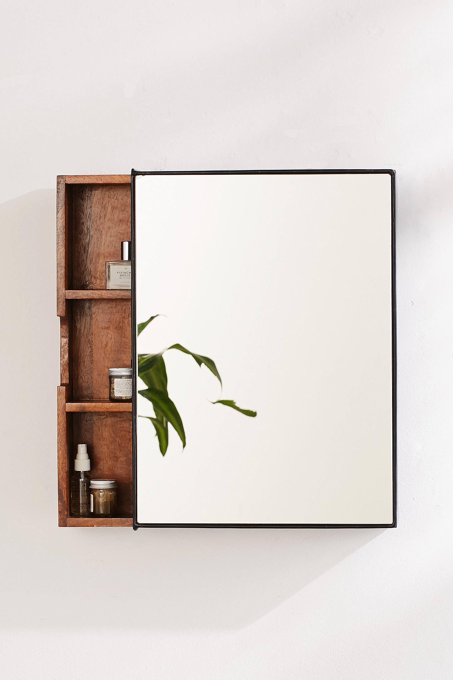 Meuble de rangement miroir Plymouth Space Pinterest Bathroom