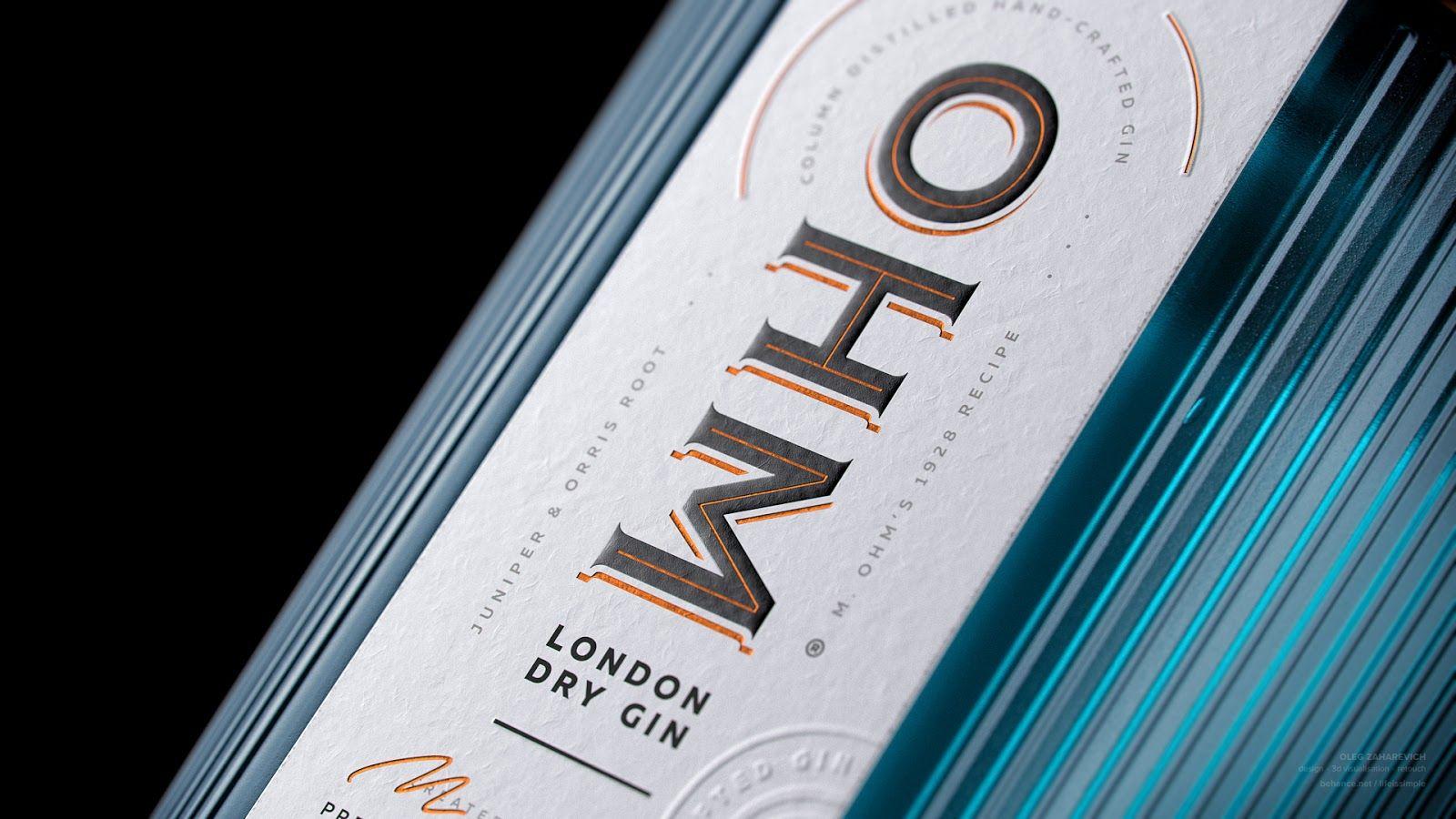 OHM London Dry Gin