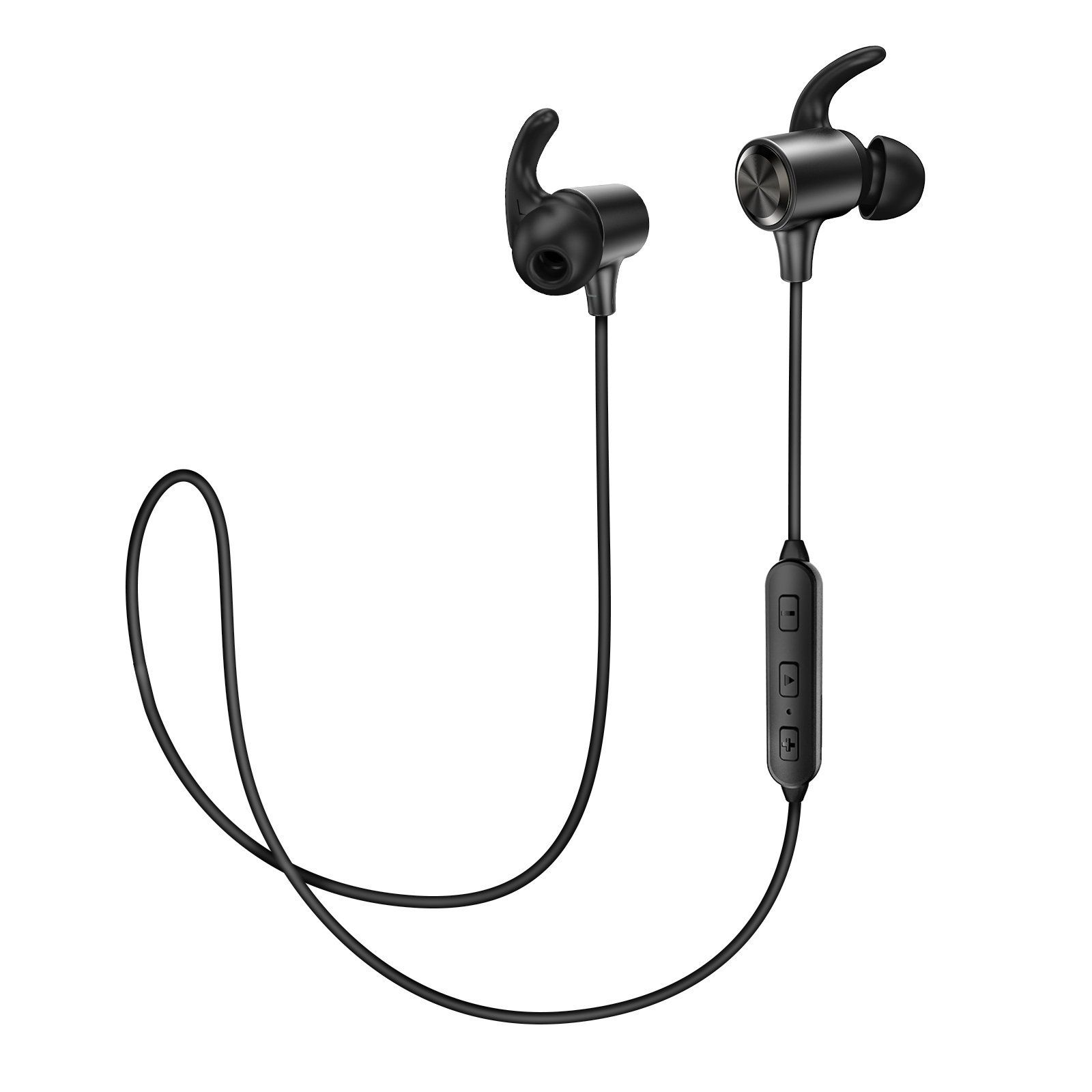 Bluetooth Headphones Taotronics Wireless 4 2 Magnetic