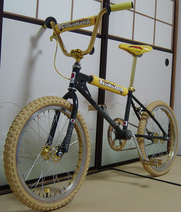 Kuwahara KZ1....I lived on this bike for years! Maybe it's time to go broke on eBay.